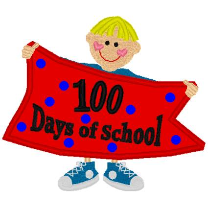 Free 100 Day Cliparts, Download Free Clip Art, Free Clip Art on.