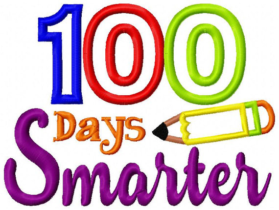 100 days clipart 7 » Clipart Station.