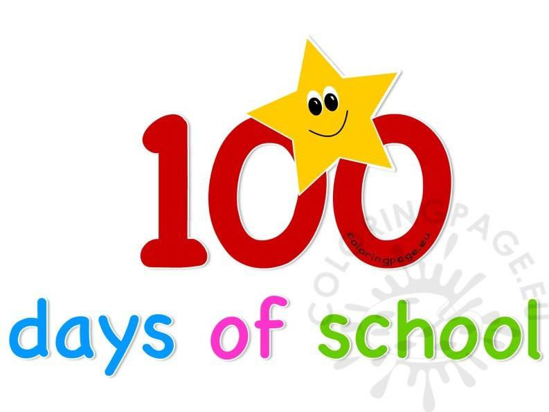 100 days clipart 1 » Clipart Station.