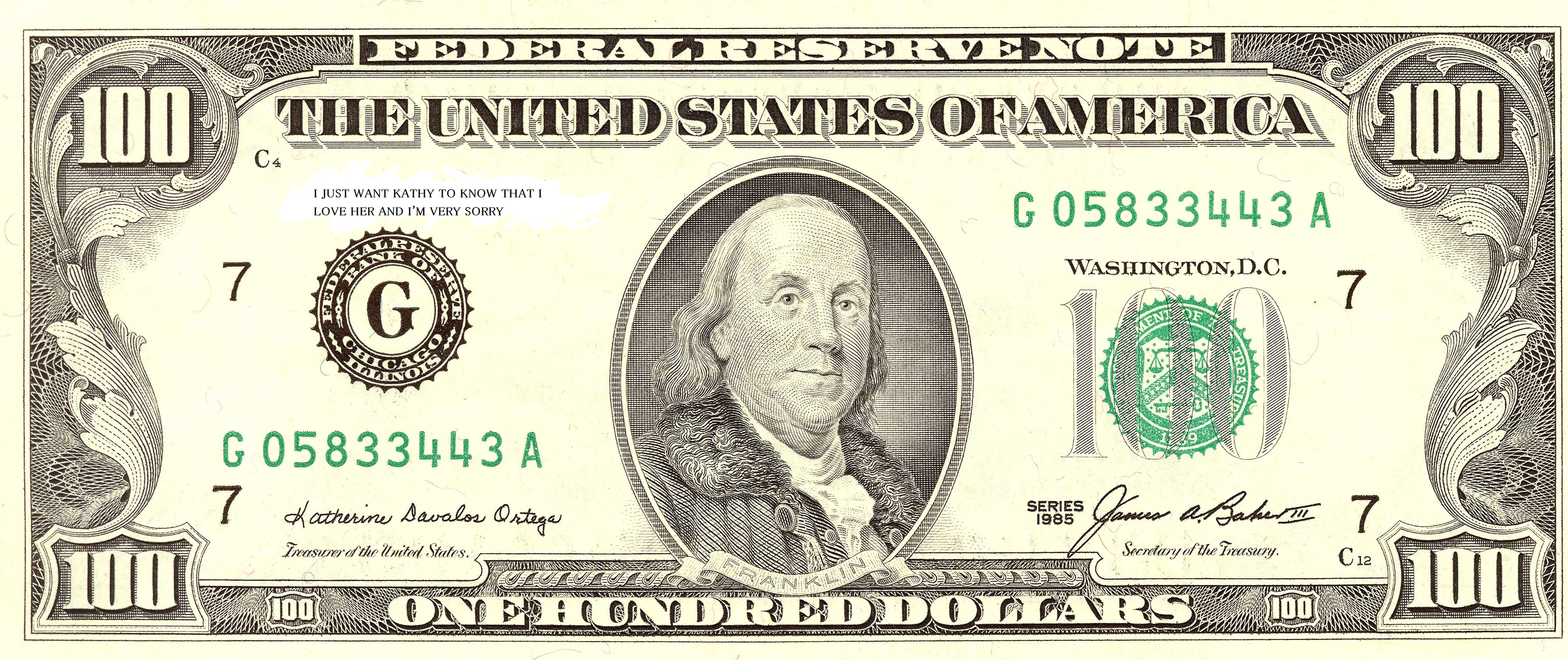 Free 100 Dollar Bill Cliparts, Download Free Clip Art, Free Clip Art.