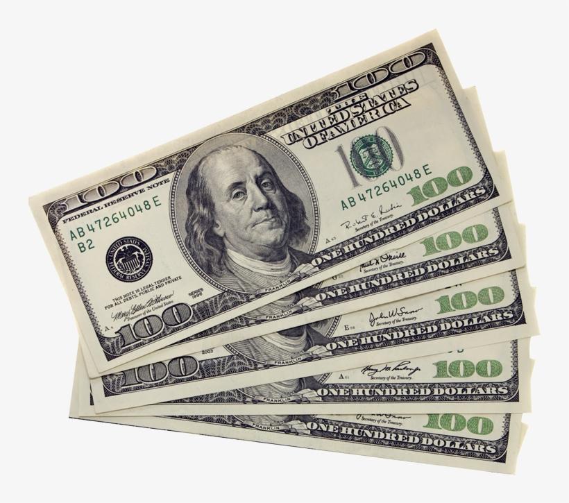 $500 Dollar Bills.