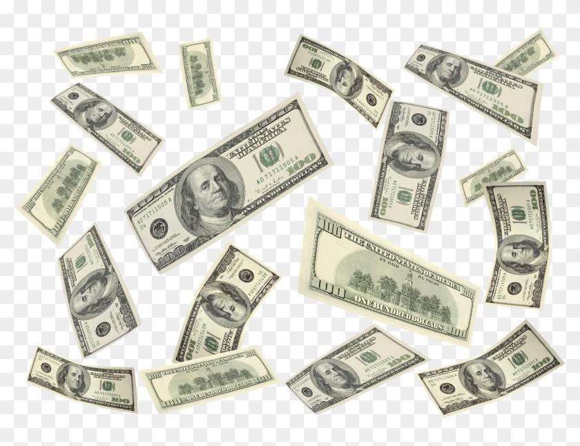100 Dollar Bill , Png Download.