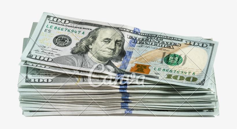 100 Dollar Bill Png.