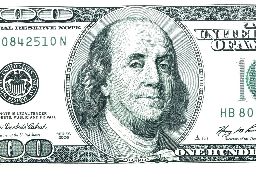 100 Dollar Bill Coloring Page Printable Dollar Bill Coloring Page.