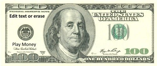 100 Dollar Bill Clipart (100+ images in Collection) Page 2.
