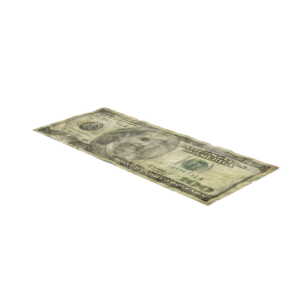 100 Dollar Bill PNG Images & PSDs for Download.