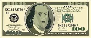 100 dollar clipart » Clipart Portal.