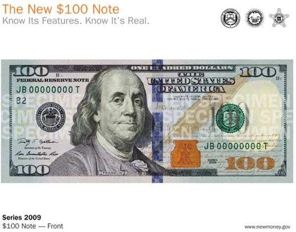 Clipart 100 dollar bill 3 » Clipart Portal.