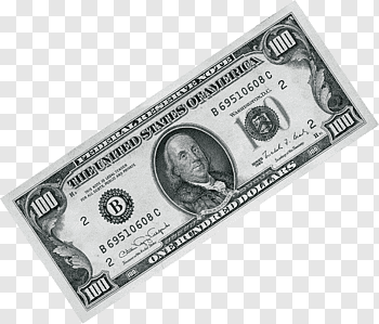 Dollars cutout PNG & clipart images.