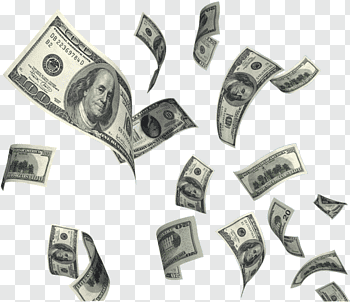 United States Dollar cutout PNG & clipart images.