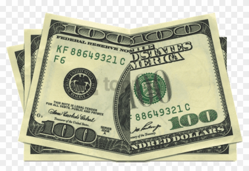 Free Png Download 100 Dollar Bill Png Images Background.