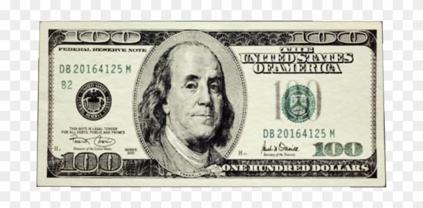 Hundred Bill Money 100dollarbill Onehundred Hundo Stack.