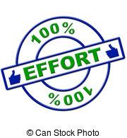 Hundred percent effort Stock Illustrations. 11 Hundred.