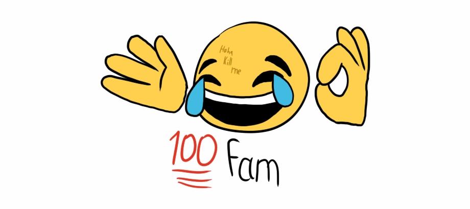 Cry Laugh Emoji Png.