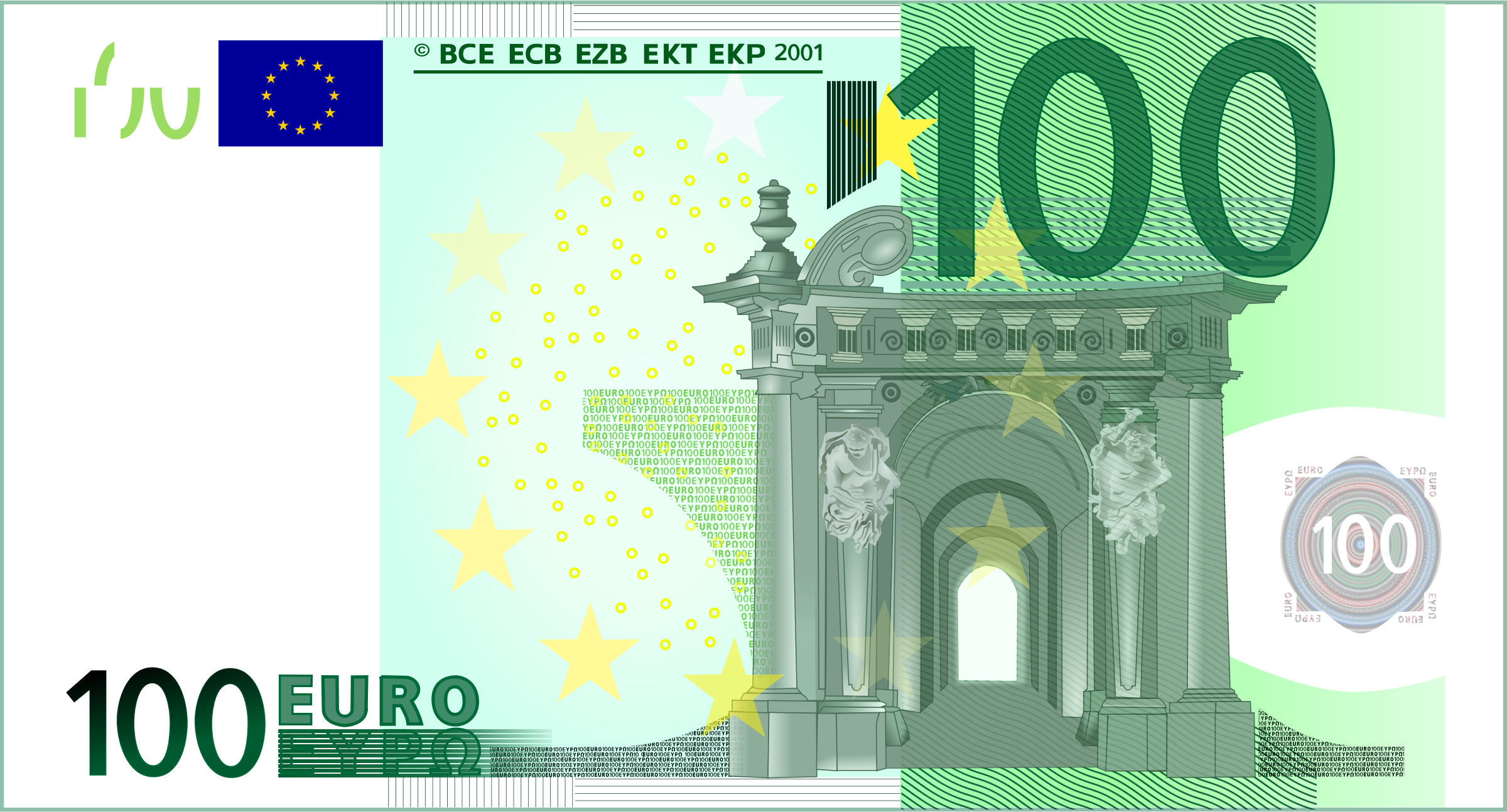 100 In Eur