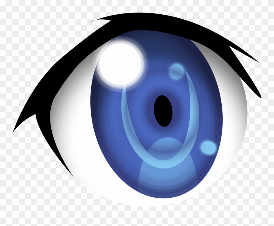 Blue Eyes Clipart Closed Eye Free Collection.