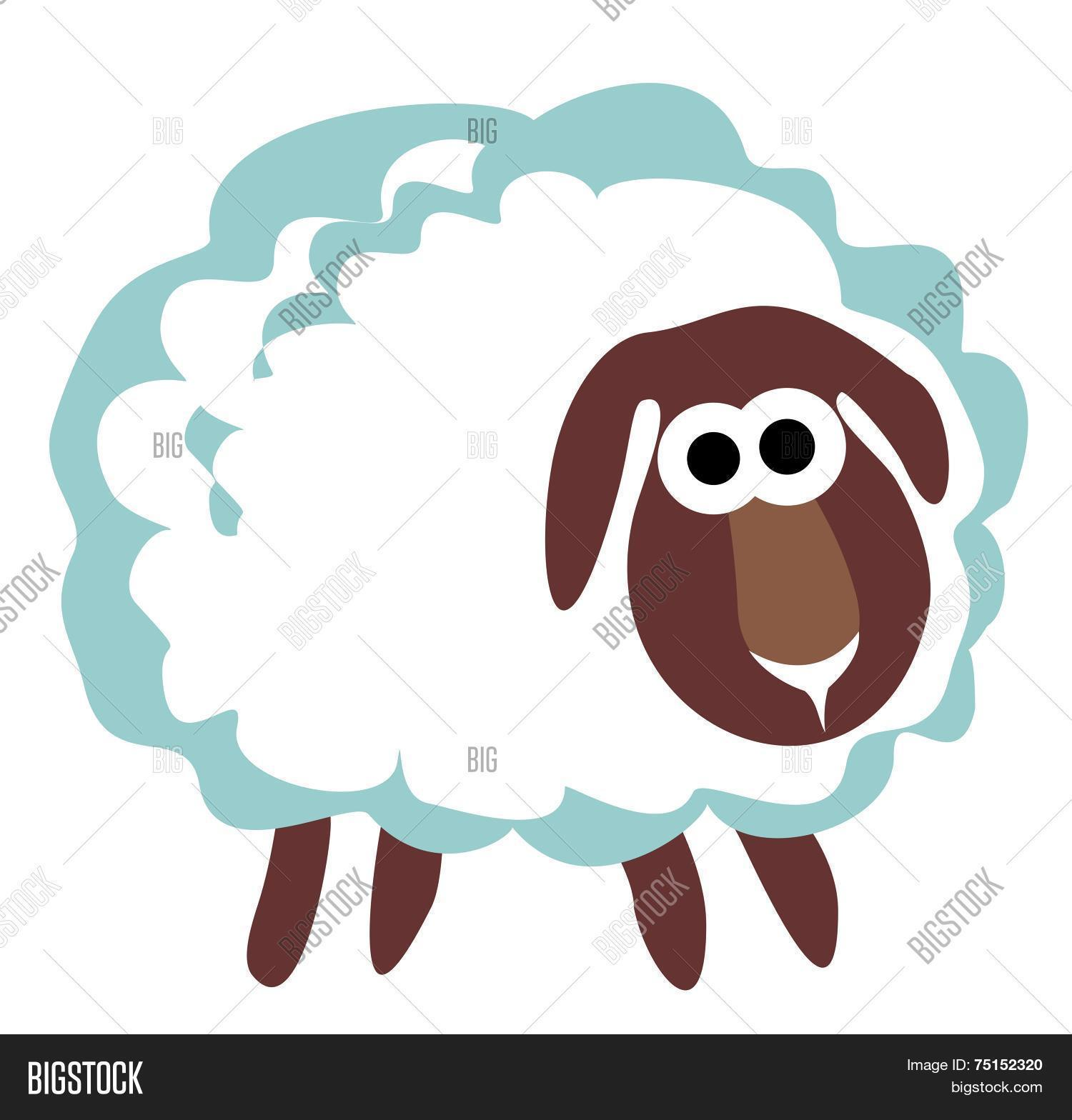 White Sheep Image & Photo (Free Trial).