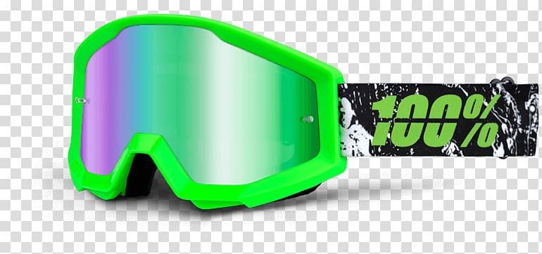 Goggles Sunglasses Strata Lens, 100 Off transparent.