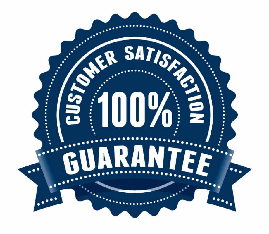 100 Satisfaction Guarantee 7 Day Money Back Guarantee.
