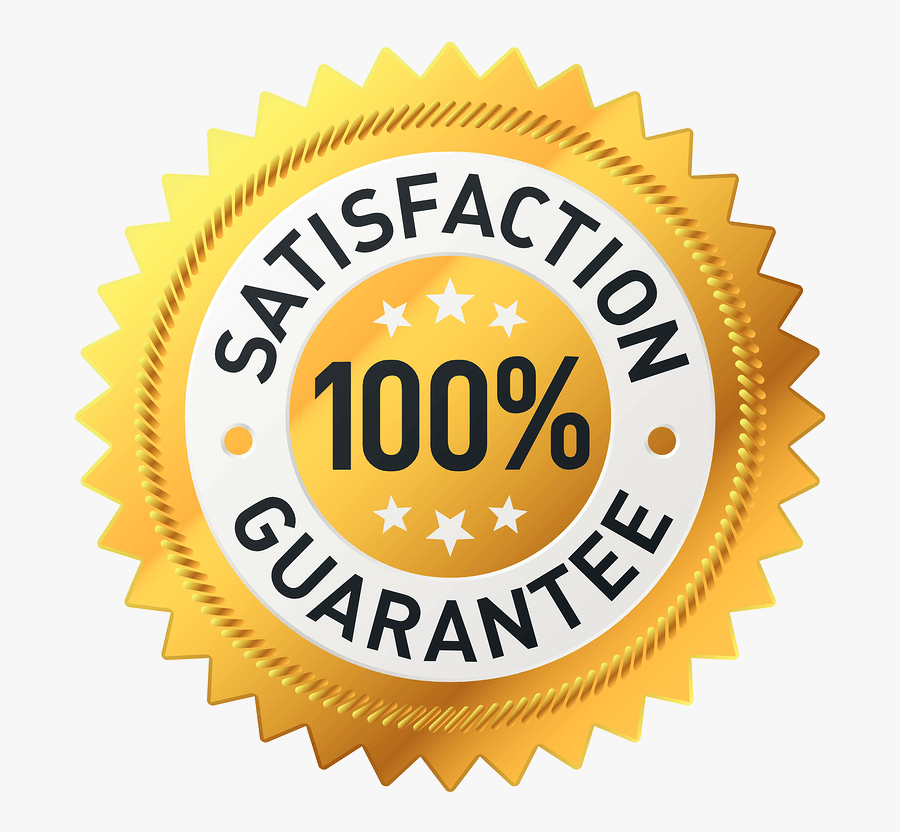 100 Guarantee Logo Png.