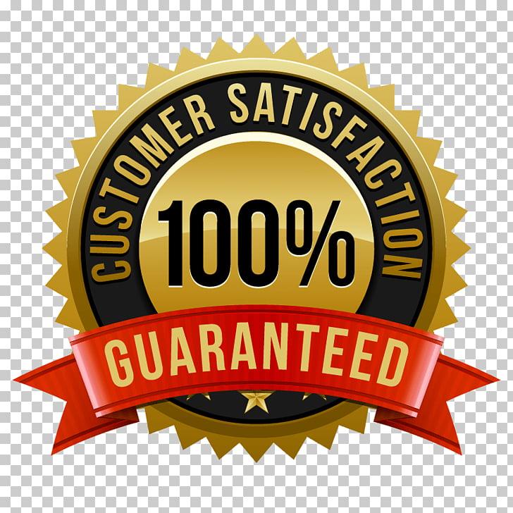 Customer satisfaction Money back guarantee Customer Service.