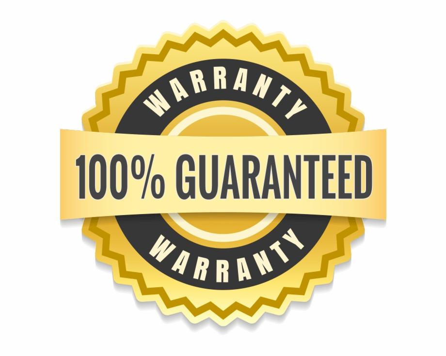 Industry Leading Warranty 100% Guaranteed.