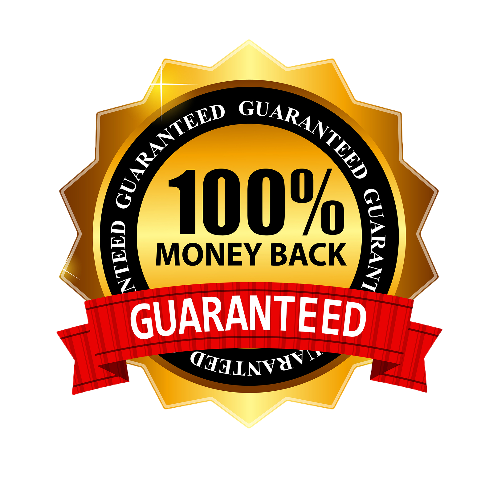 HQ Guarantee PNG Transparent Guarantee.PNG Images..