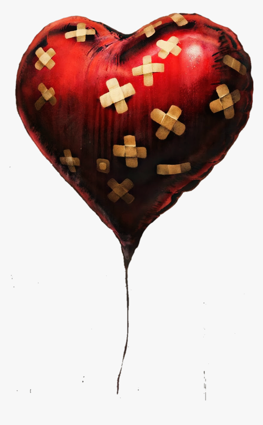 Transparent Steampunk Heart Clipart.