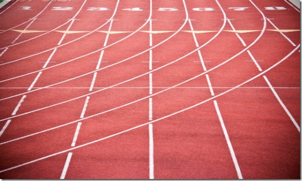 How to Run the 100 meters.