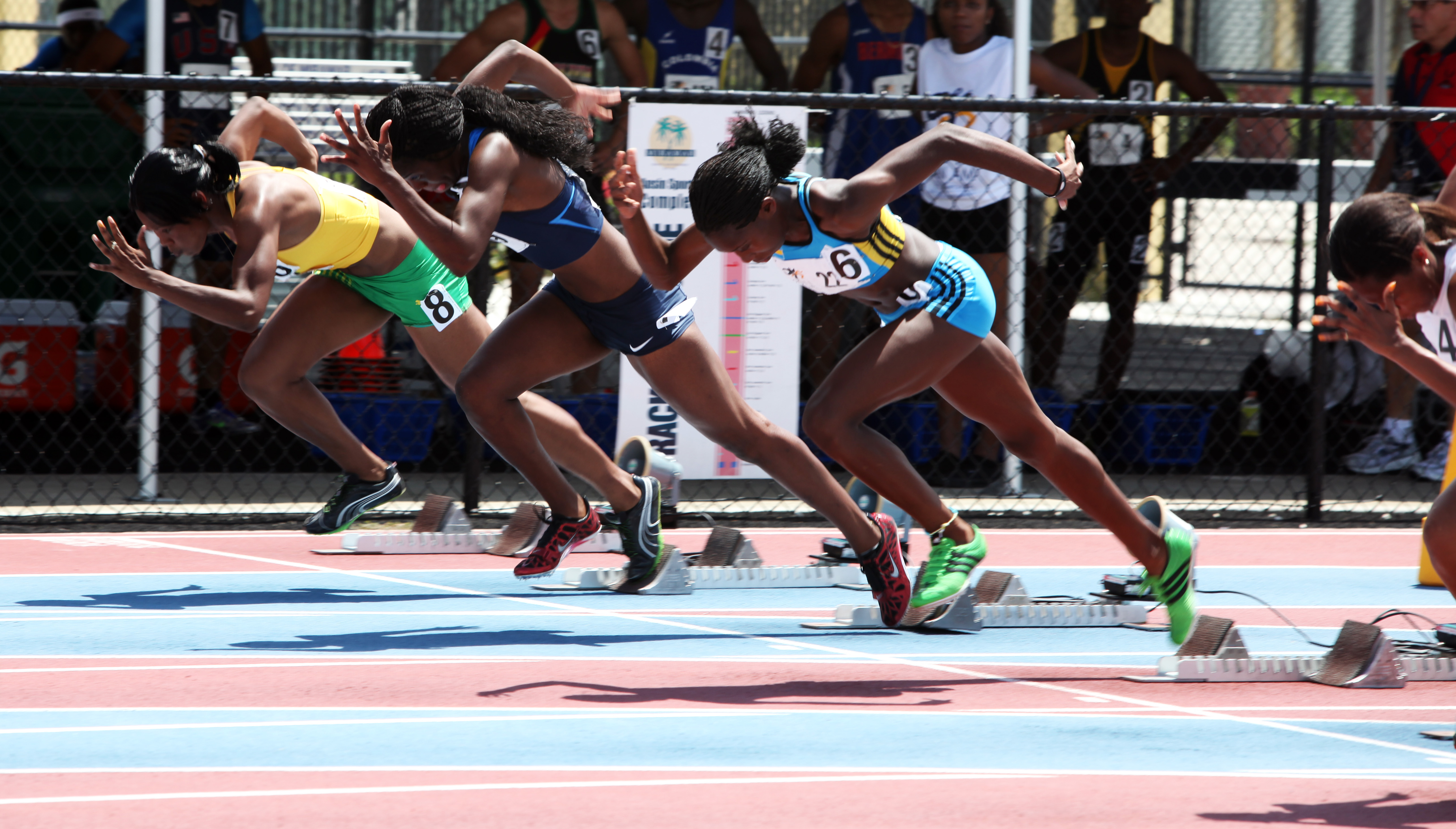 Similiar 100 Meter Runners Women Keywords.