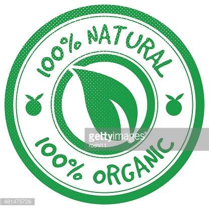 100% Natural.