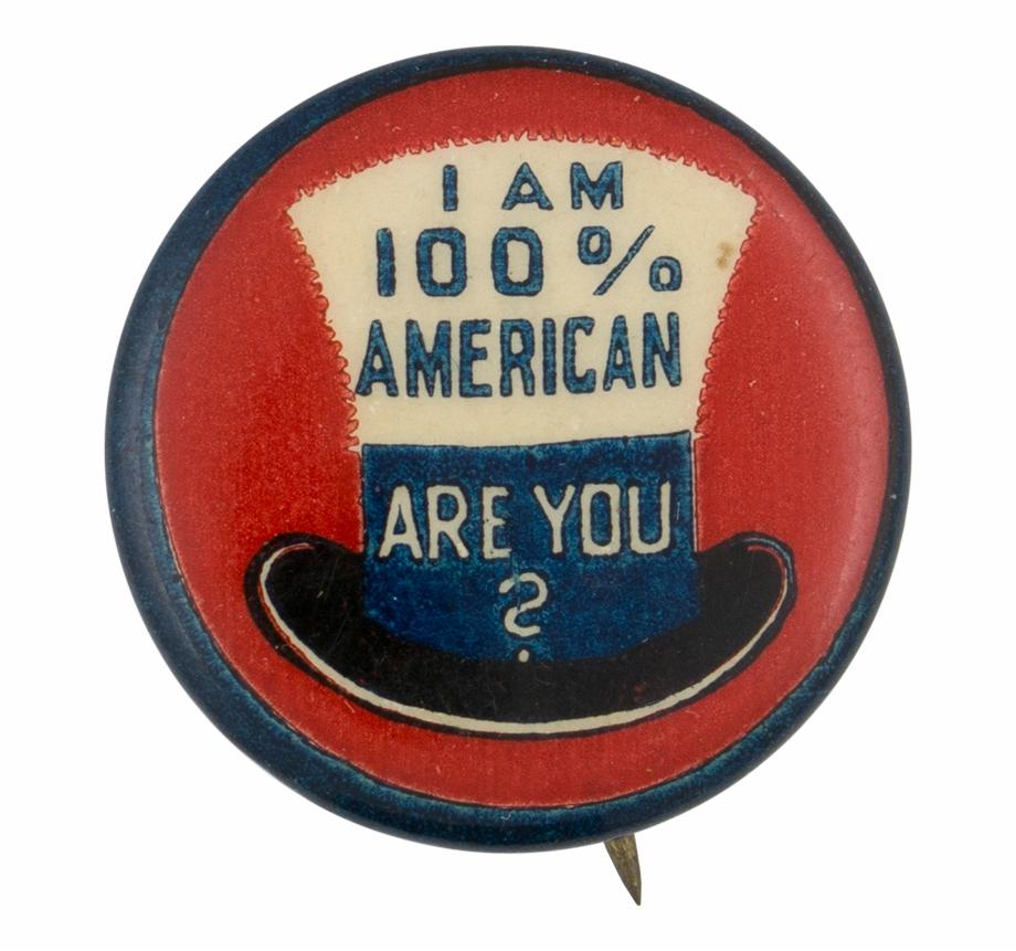 100 Percent American.