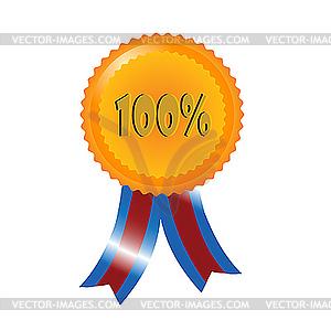100 percent clipart #5