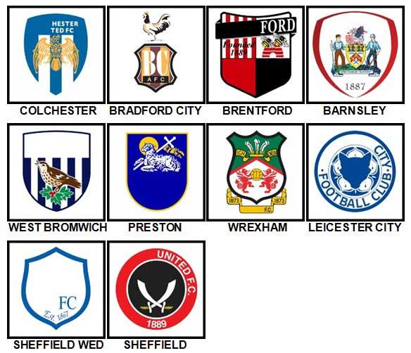 100 Pics Football Logos Level 51.