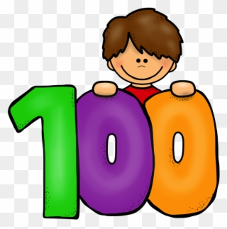 Free PNG 100 Day Clip Art Download.