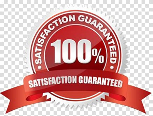 Money back guarantee Service guarantee Customer, 100.
