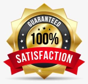 100 Satisfaction Guarantee PNG & Download Transparent 100.