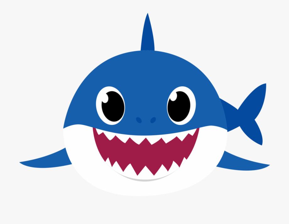 Baby Shark Clipart Mama.