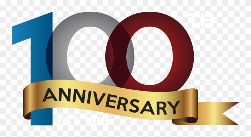 100 Years Logo.