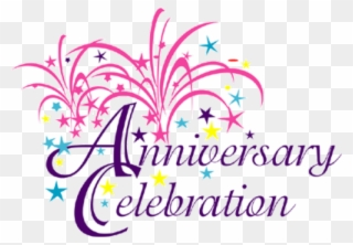 Free PNG Free Anniversary Celebration Clip Art Download.