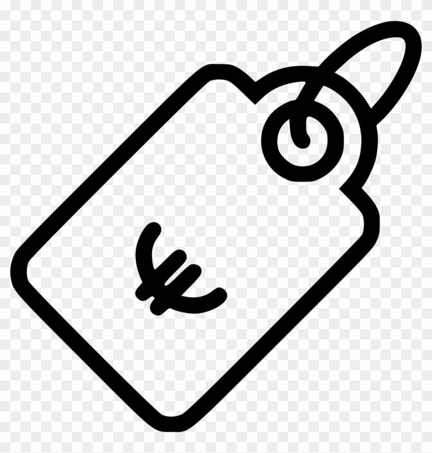 Price Tag Euro Tag Commerce Svg Png Icon Free Download.