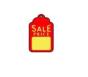 Amazon.com : Large Sale Price Tag, 2.