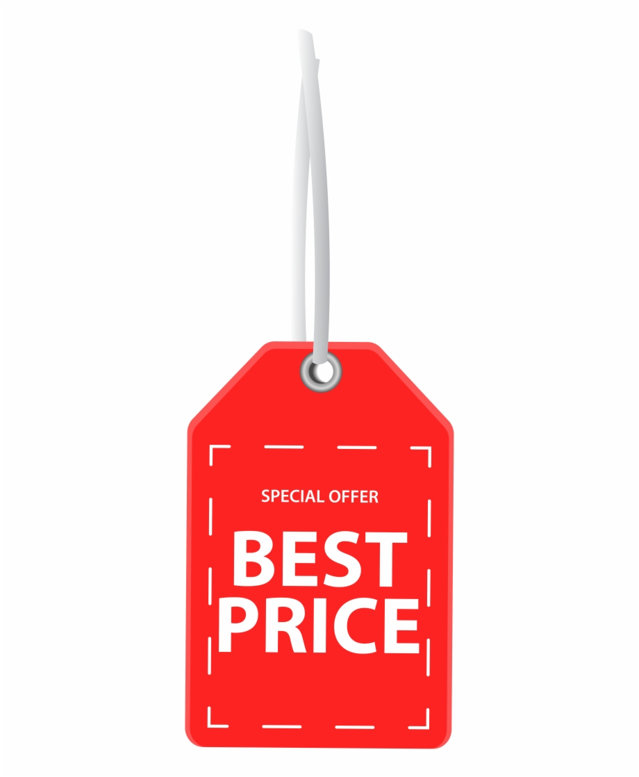Best Price Tag Png Clip Art Image.
