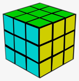 Free Rubik S Cube Clip Art with No Background , Page 2.
