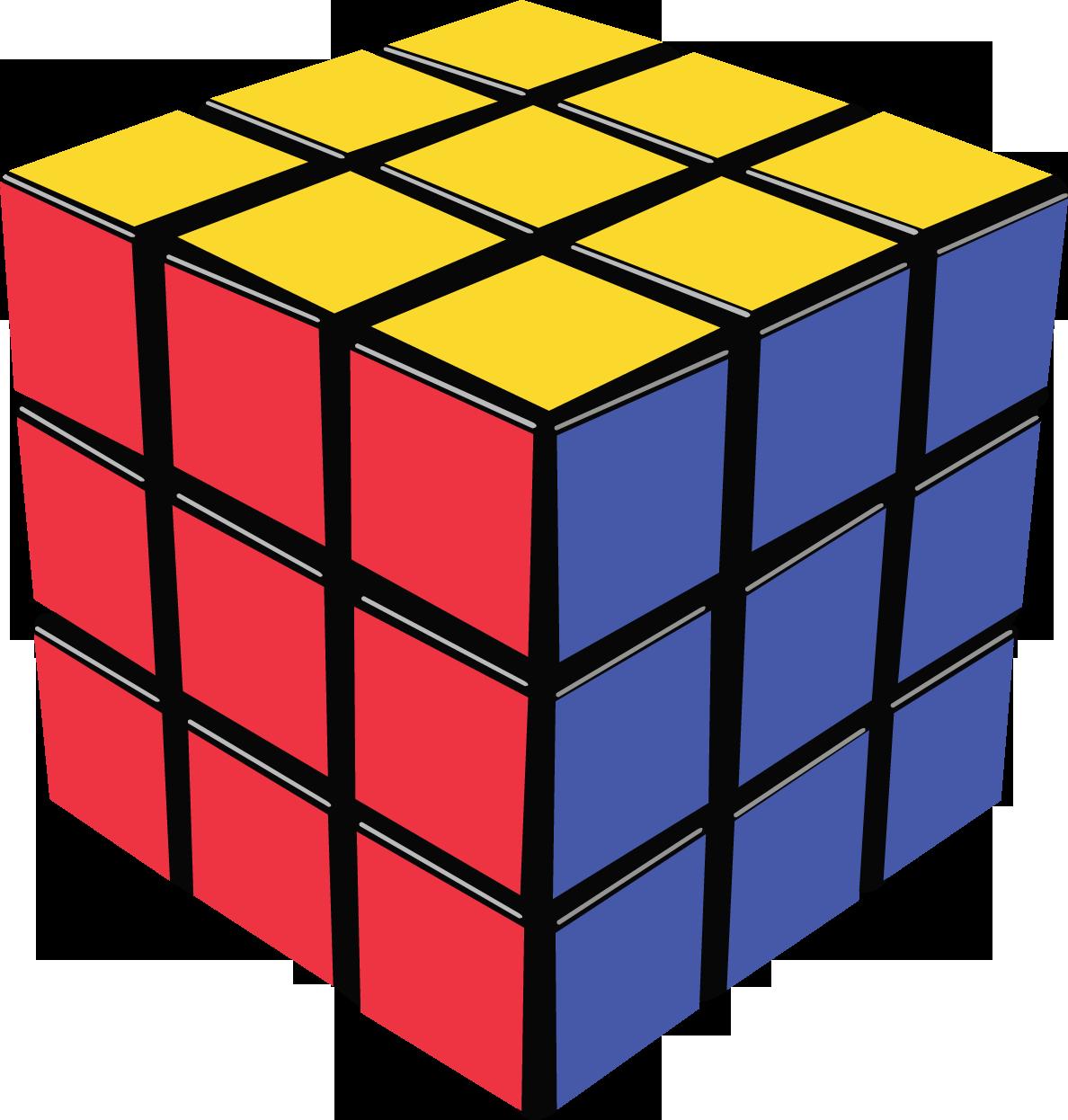 Rubik S Cube Png.