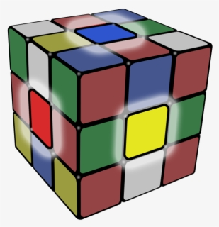 Free Rubik S Cube Clip Art with No Background.