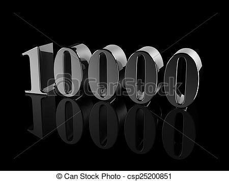 number 10000.
