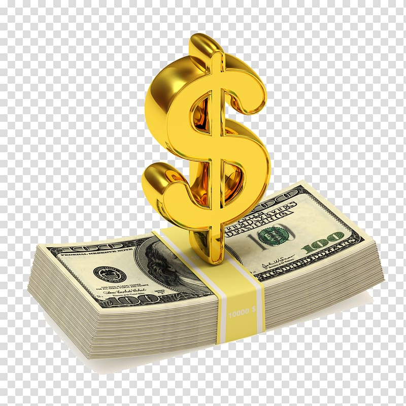 Money United States Dollar Finance Currency, dollar signs.