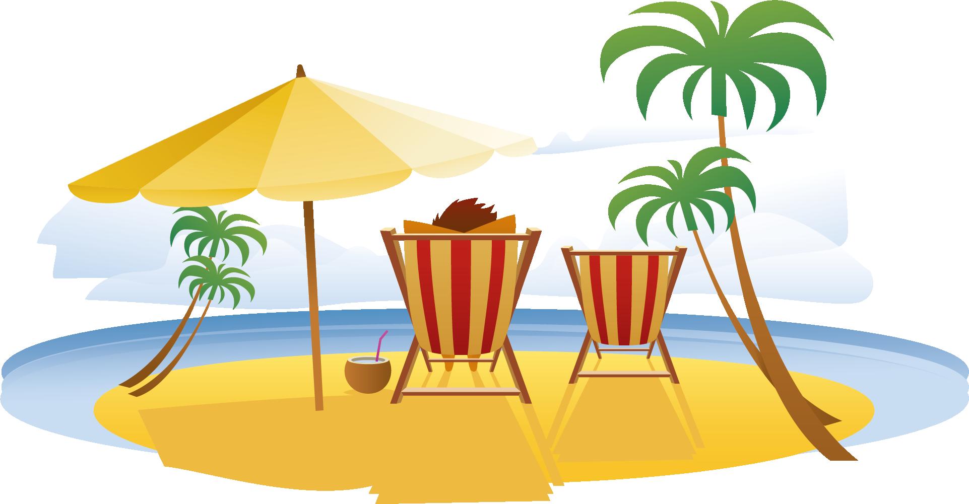 Beach Vacation Seaside resort Travel.
