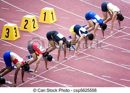 Pictures of Women's 100m Hurdles.
